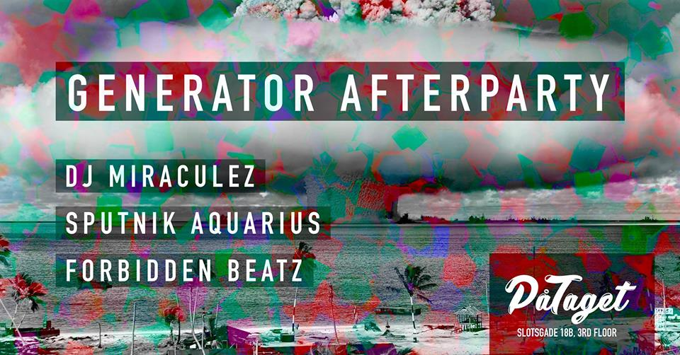 Generator Afterparty