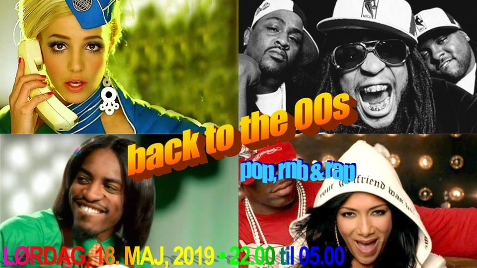 Back To The 00s ☆ Pop, RnB & Rap