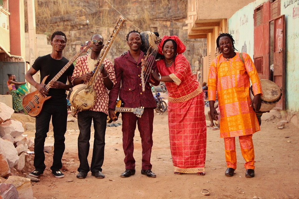 Harouna Samake 'Kamale Blues' (MALI)