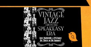 Jazz Nightclub Extravaganza! Speakeasy Style